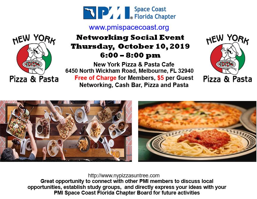 October 2019 Networking Event