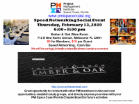 February Speed Networking Social